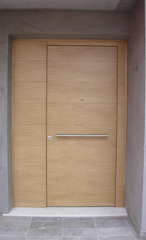 Porte Rovere Sbiancato Spazzolato falegnameria pigato antonio s.n.c. | lavorazioni in legno